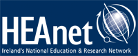 HEAnet Logo 2011 (white_text-blue_back) Small